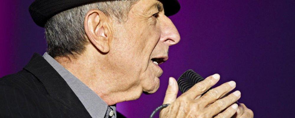 Концерт Leonard Cohen в Праге