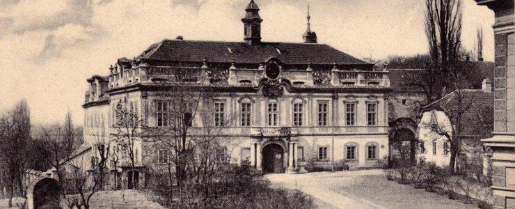 Либенский замок