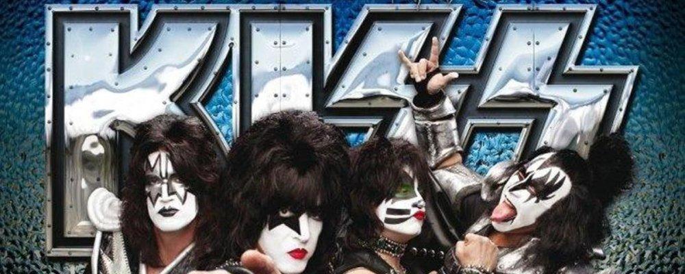 Концерт Kiss в Праге