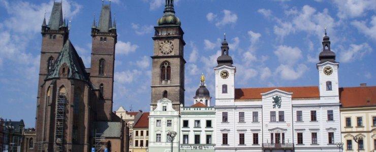 Градец-Кралове - Hradec Králové