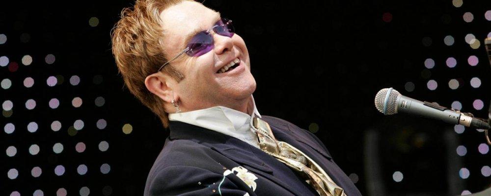 Концерт Elton John в Праге