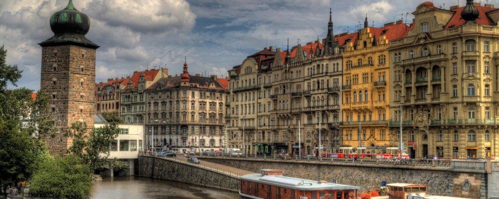 На неделю в Прагу