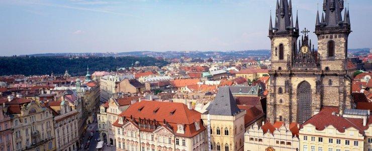 10 бесплатных мест в Праге