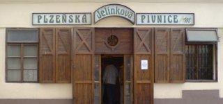 Пивная Jelínkova Plzeňská pivnice