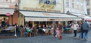 Пивная Staroměstská Restaurace