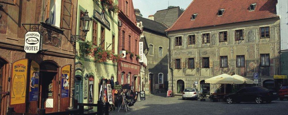 Экскурсии по городам Чехии