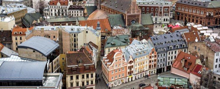 Как добраться из Риги в Прагу