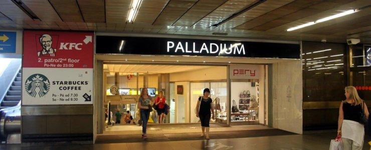 Торговый центр PALLADIUM