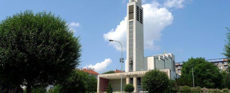 Костёл Святого Вацлава в Вршовицах