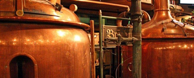 Пивоварни Праги