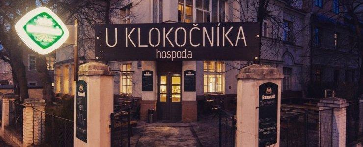 Пивная U Klokočnika