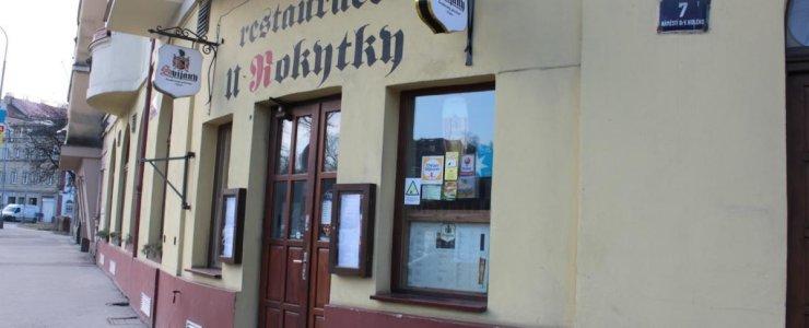 Пивная U Rokytky