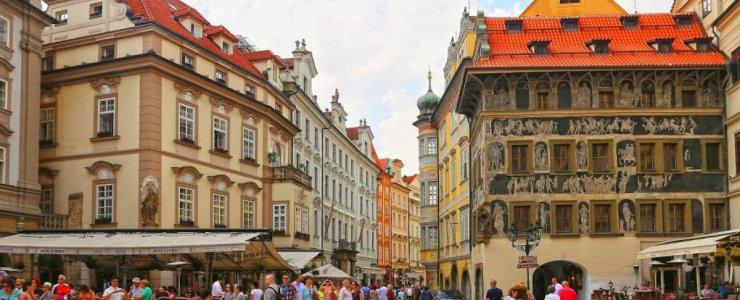 Где можно курить в Праге