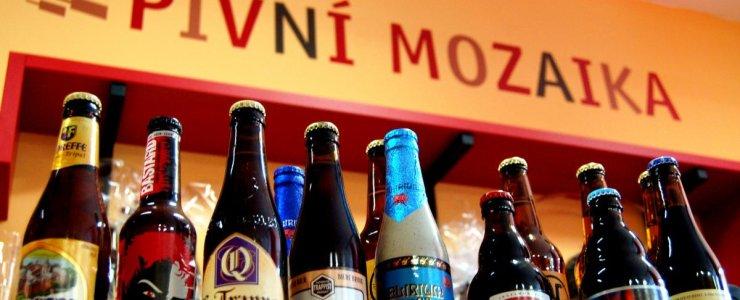 Пивная Мозайка - Pivní Mozaika