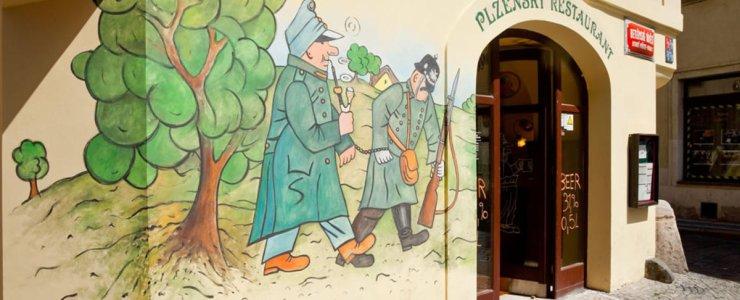 Пивная У зелёного дерева - U zeleného stromu
