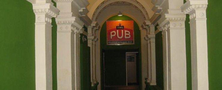 Пивная The PUB Praha 2