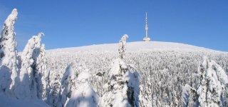 Горнолыжный курорт Прадед – Praděd