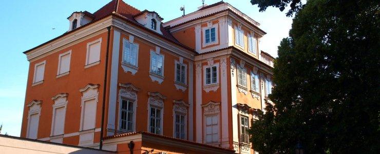 Буквойский дворец
