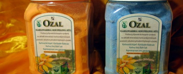 Карловарская соль