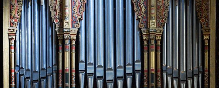 Органная музыка в Праге