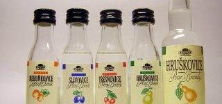 Чешская сливовица – фрукты, превращенные в напиток
