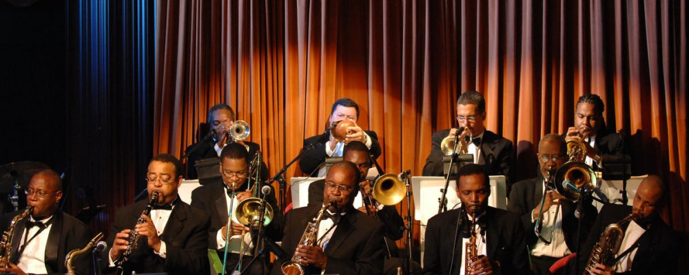 Концерт Duke Ellington Orchestra в Праге