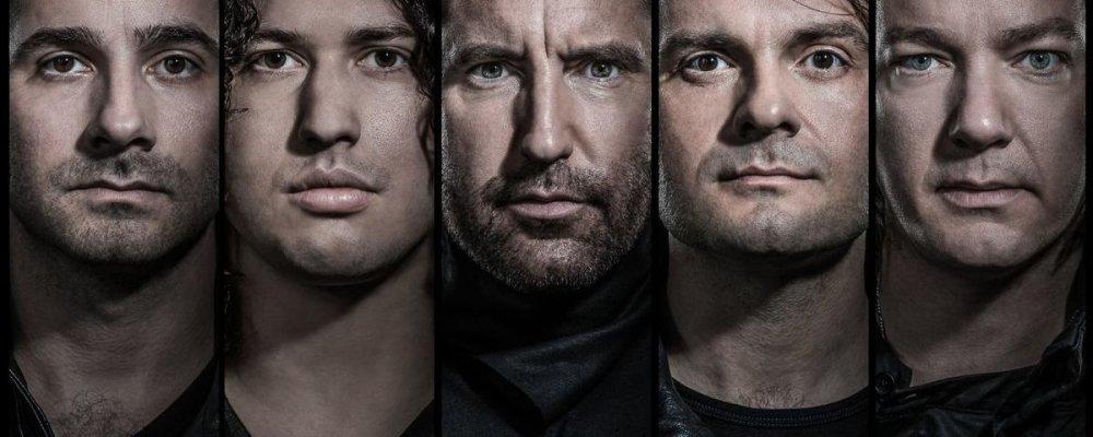 Концерт Nine Inch Nails в Праге
