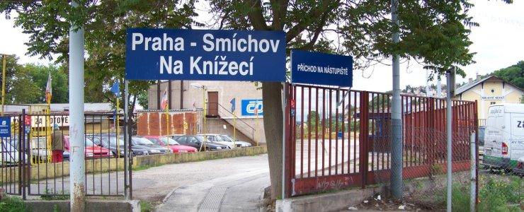Автовокзал На Книжеци (Na Knížecí)