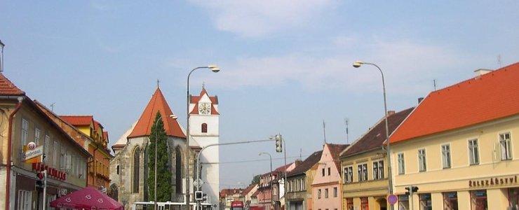 Горшовски-Тин - Horšovský Týn