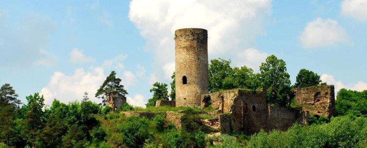 Замок Добронице