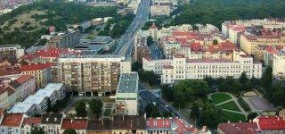Жижков - Žižkov