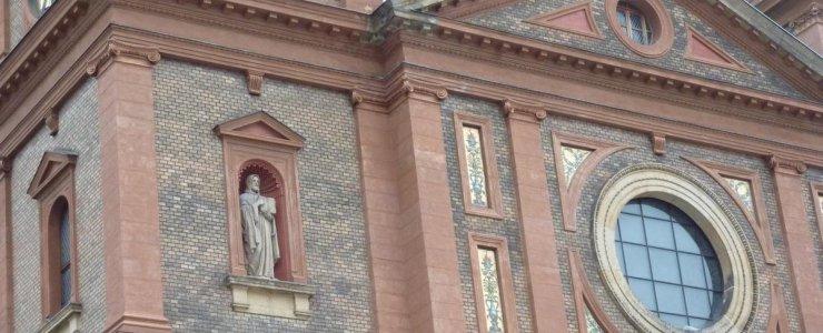 Костел Святого Вацлава в Смихове