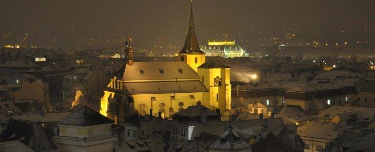 Костел Святого Ильи