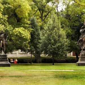 Парк на Вышеграде