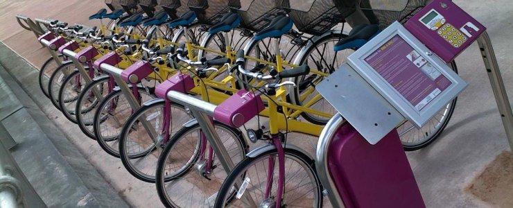 Прокат велосипедов в Праге