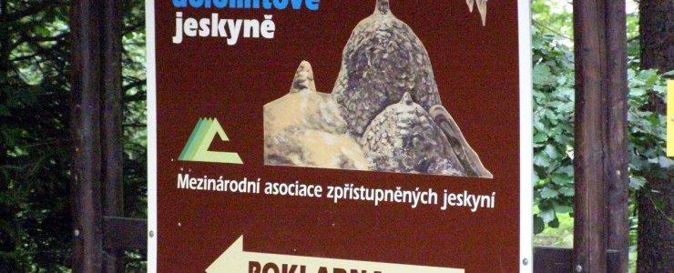 Бозковские доломитовые пещеры - Bozkovské dolomitové jeskyně