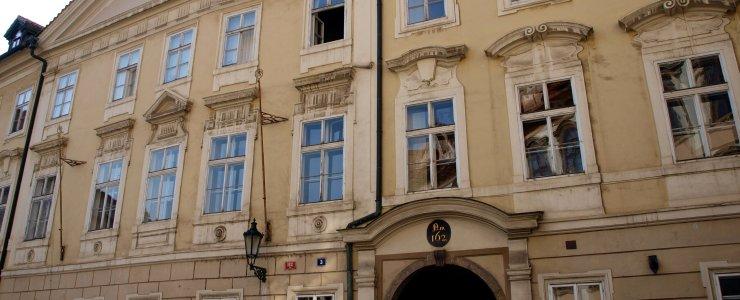 Ледебурский дворец
