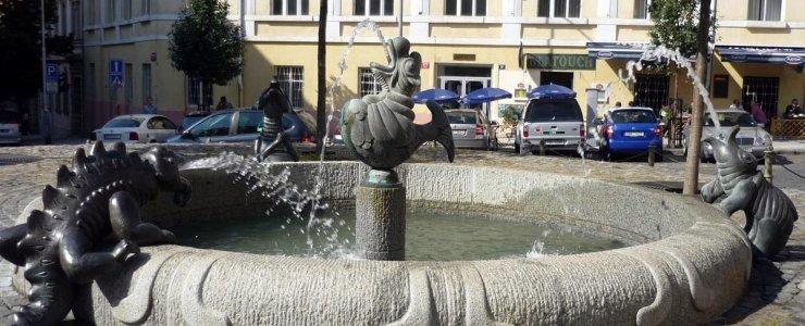Площадь Иржиго из Подебрад