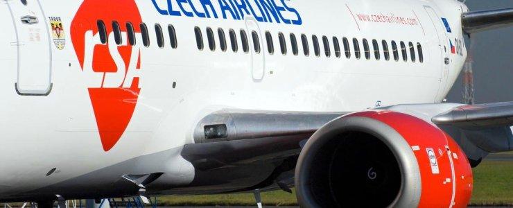 Авиакомпания Czech Airlines