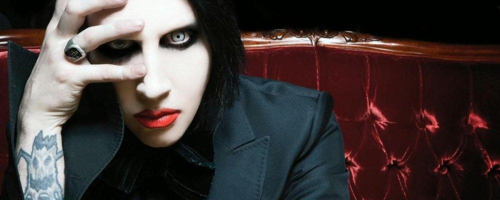 Концерт Marilyn Manson в Праге