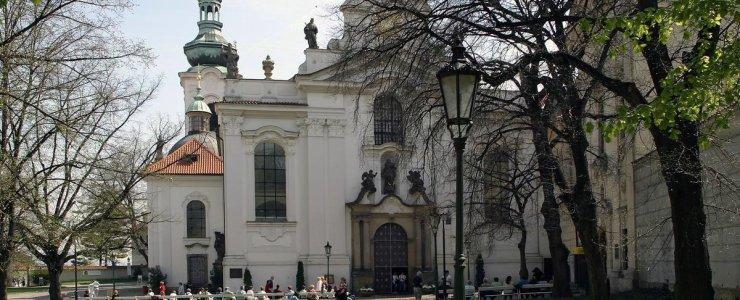 Базилика Вознесения Девы Марии на Страгове