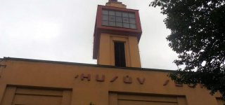 Гуситская церковь в Вршовице