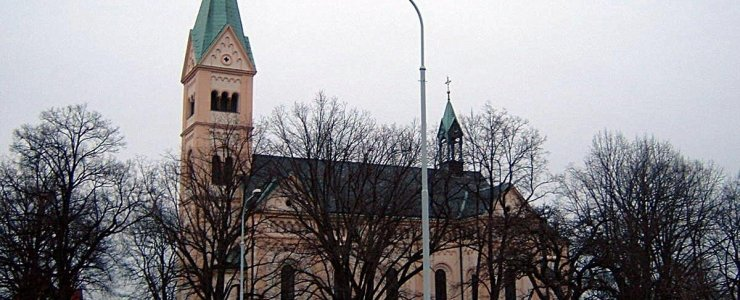 Костел святого Норберта на Стрешовицах