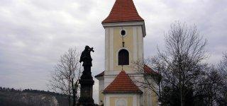Костел святого Филиппа и Якова на Злихове