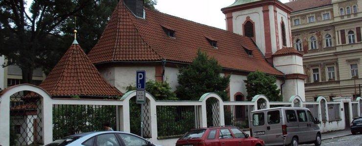 Костел святой троицы на Троицкой улице