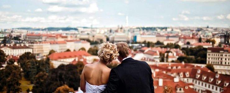 Свадебное путешествие в Праге
