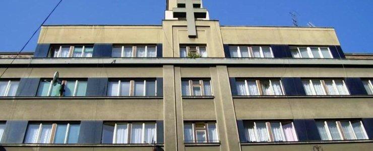 Гуситская церковь в Голешовицах
