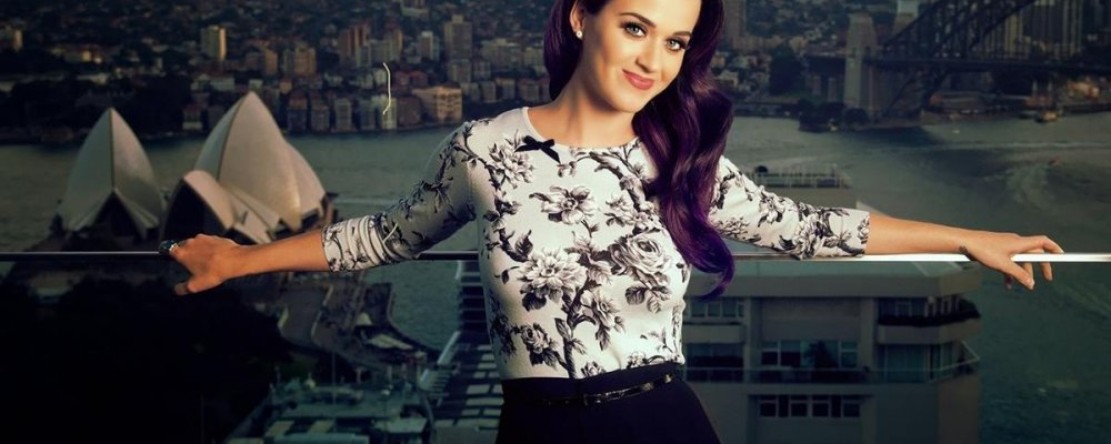 Концерт Katy Perry в Праге