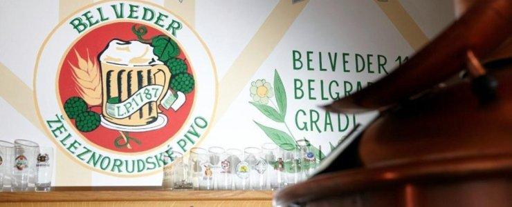 Пивоварня Belveder