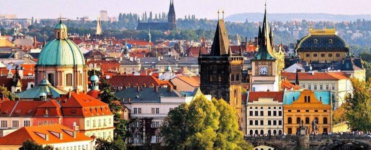 Безопасность в Праге